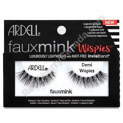 002701cc05f Red Cherry Canada: Ardell Duo 13821 Ardell Demi Wispies Faux Mink ...