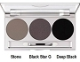Kryolan Trio Smokey Grey Set