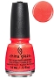 China Glaze Papa Don't Peach 15 ml