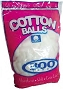 Family Care Cotton Balls 300pk