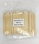 Ikonna Wood Stick Slant & Point 100/Pack