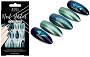 Nail Addict Grn Glitter Chrome Kit