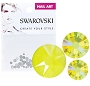 Swarovski Mixed Electric Yellow 70/Pack