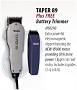 Taper 89 w/ Battery Trimmer
