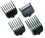 Wahl #1-2-3-4 Clipper Guide SET of 4