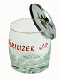 Sterilizer Jar with Metal Lid