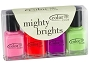 Color Club Mini Mighty Brights 4/Pack