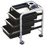 Trolley Pedicure 3 Tray