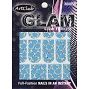 Art Club Silver Fishnets Large