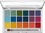 Kryolan Eye Shadow 18 Colors V2 Palette