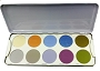 Kryolan Eye Shadow 10 Fashion Palette