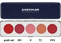 Kryolan Blusher 5 Colors LL Palette
