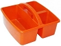 Accessories Tray Orange Small