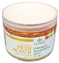 La Palm Pedi Scrub Orange 12 oz