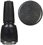China Glaze Black Diamond 15 ml