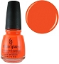 China Glaze Orange Knockout 15 ml
