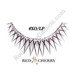Red Cherry Lashes # Dw Red Cherry Lashes (Black), Free